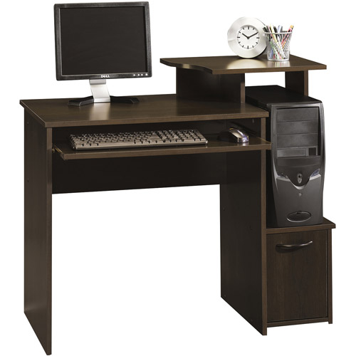 Etonnant Sauder Beginnings Student Desk, Cinnamon Cherry Finish