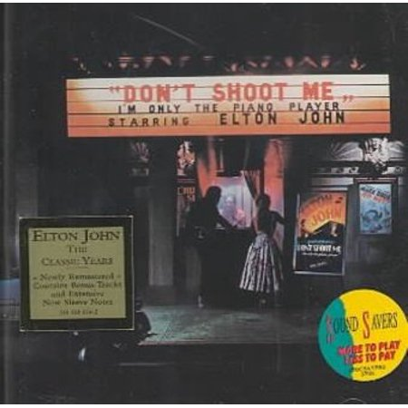 Don't Shoot Me I'm Only (remaster) (CD)