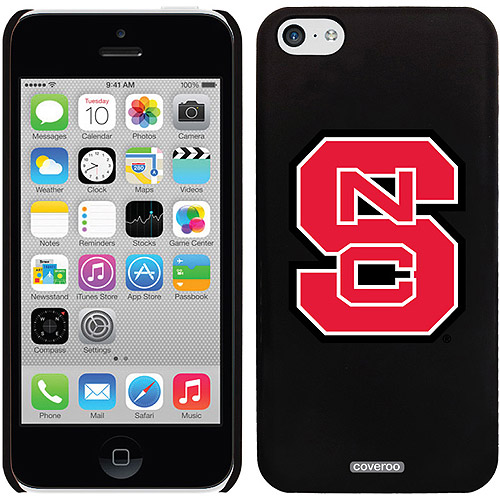Coveroo NCSU S Design Apple iPhone 5c Thinshield Snap-On Case