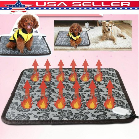 Funcee Pet Product Outdoor Heated Mat Pad Waterproof Electric Blanket Dog Cat Bunny