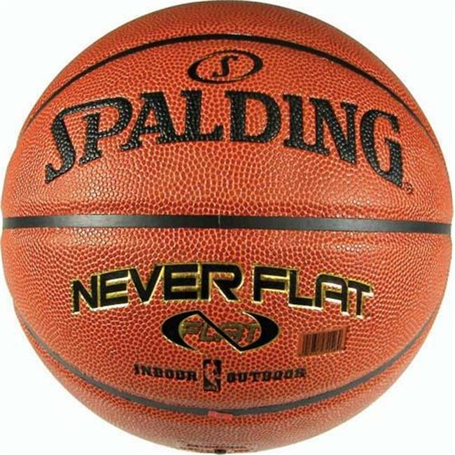 Olympia Sports BL273P Spalding Deluxe Never Flat Basketball - Official