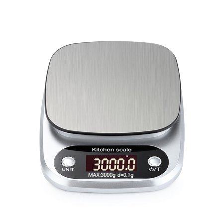 Portable Digital Scale Mini Digital Kitchen Scale Professional