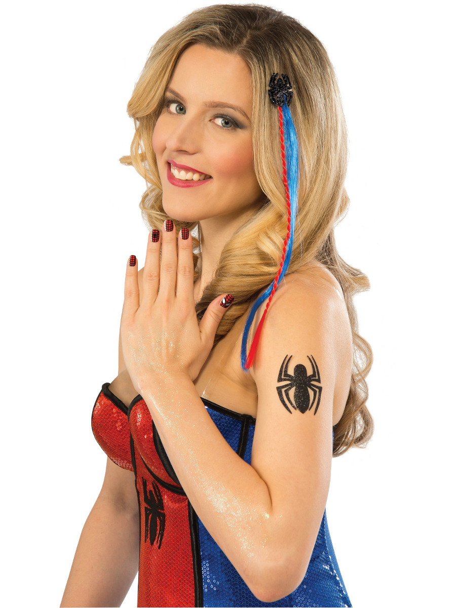 Rubies Costume Co Womens Marvel Universe Spider-Girl Head Band