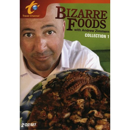 Bizarre Foods with Andrew Zimmern: Collection 1 by IMAGE ENTERTAINMENT INC
