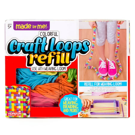Made by Me Craft Loops, 3.5 Oz., 1 Each](Kids Crate)