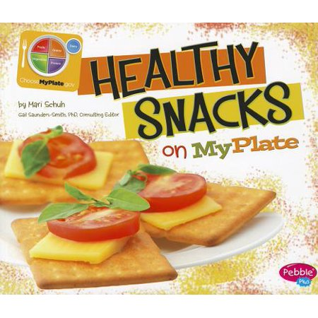 Healthy Snacks on MyPlate - Healthy Halloween Snacks For Kids