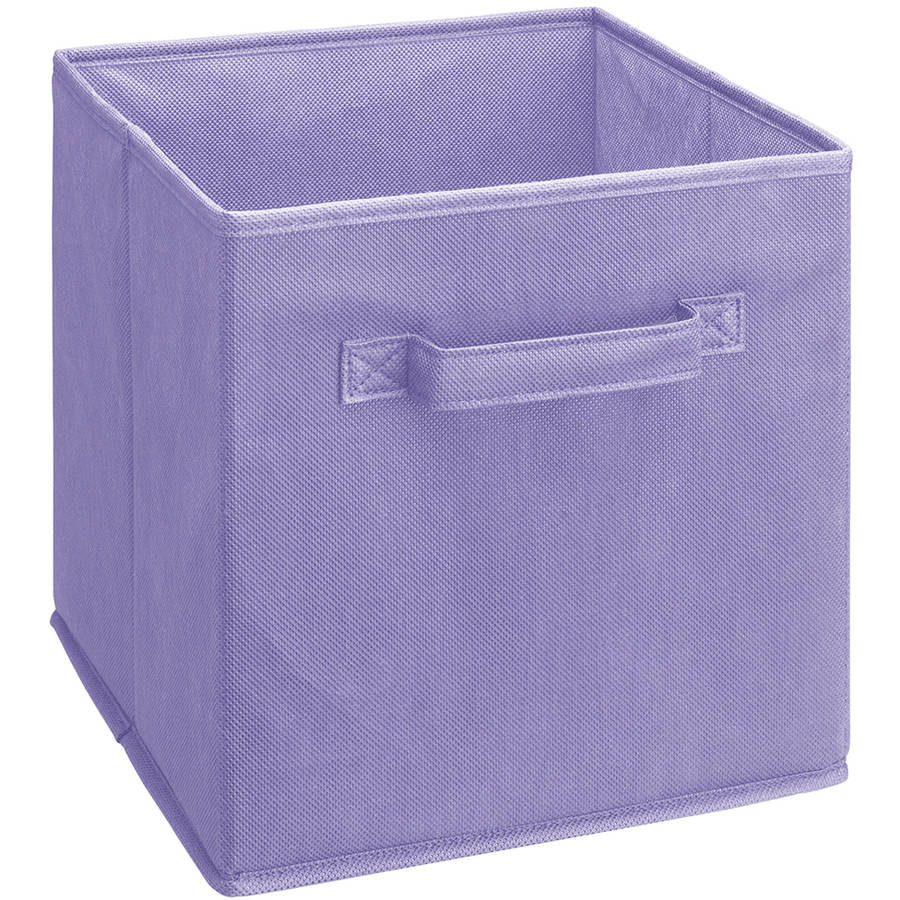 ClosetMaid Decorative Fabric Drawer, Light Purple