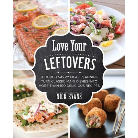 Love Your Leftovers - eBook