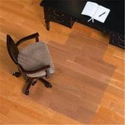 E.S. Robbins 132333 46 in. x 60 in. Hard Floor Chairmat