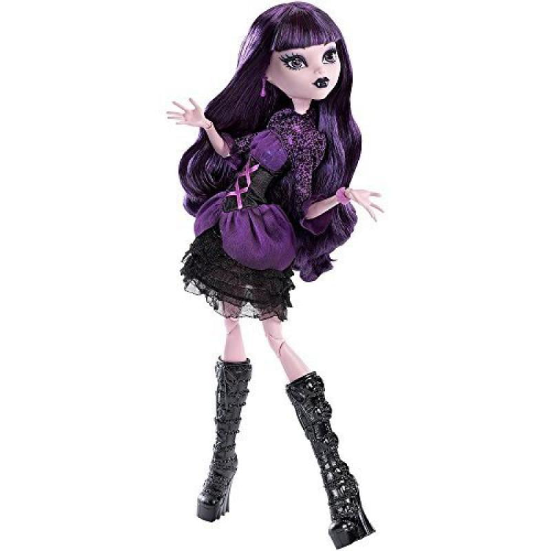 Monster High Frightfully Tall Ghouls Elissabat Doll by Mattel