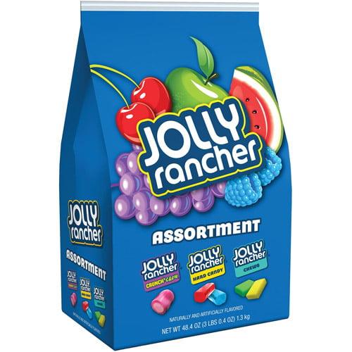 Jolly Rancher Candy Assortment, 3 lb