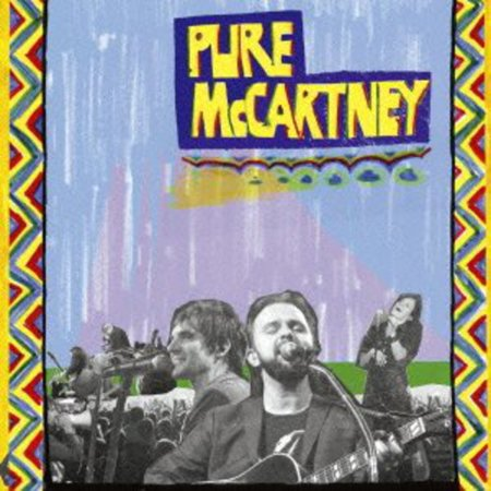 Pure McCartney (CD) (Limited Edition) (Mccartney)