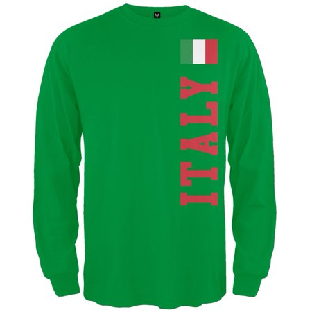 - World Cup Italy Men's Long Sleeve T-Shirt