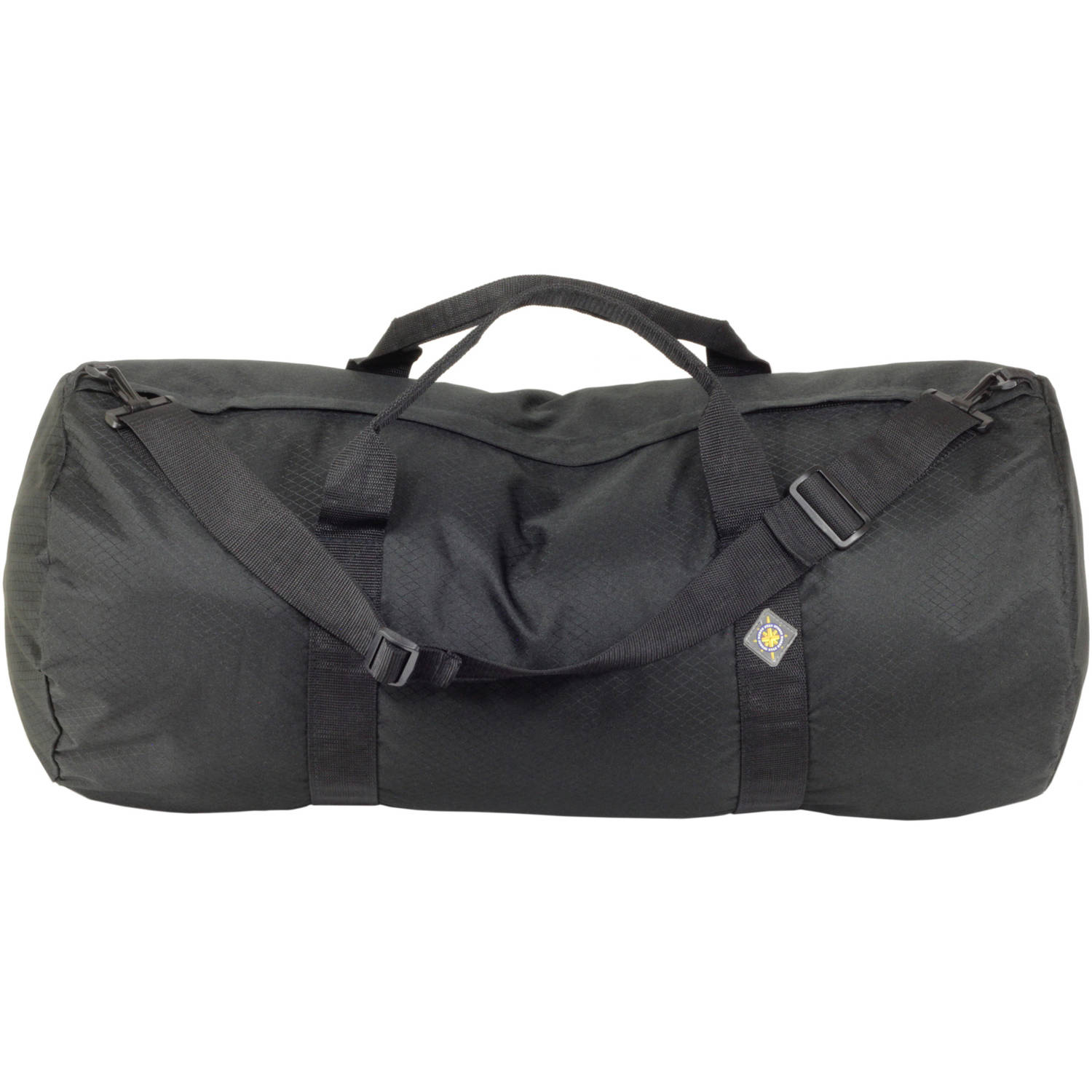 North Star 1430 Sport Duffle Bag, Midnight Black by Northstar Bags