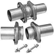 Flowmaster 15925 Header Collector Ball Flange Kit - 3.00 in. to 2.50 in. - Pair