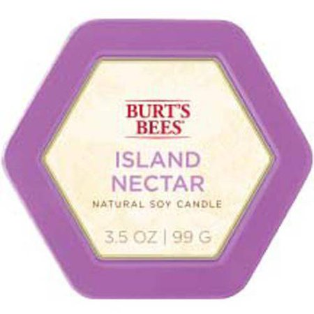 Burt S Bees Island Nectar Candle