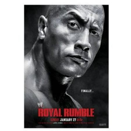 WWE: Royal Rumble 2013