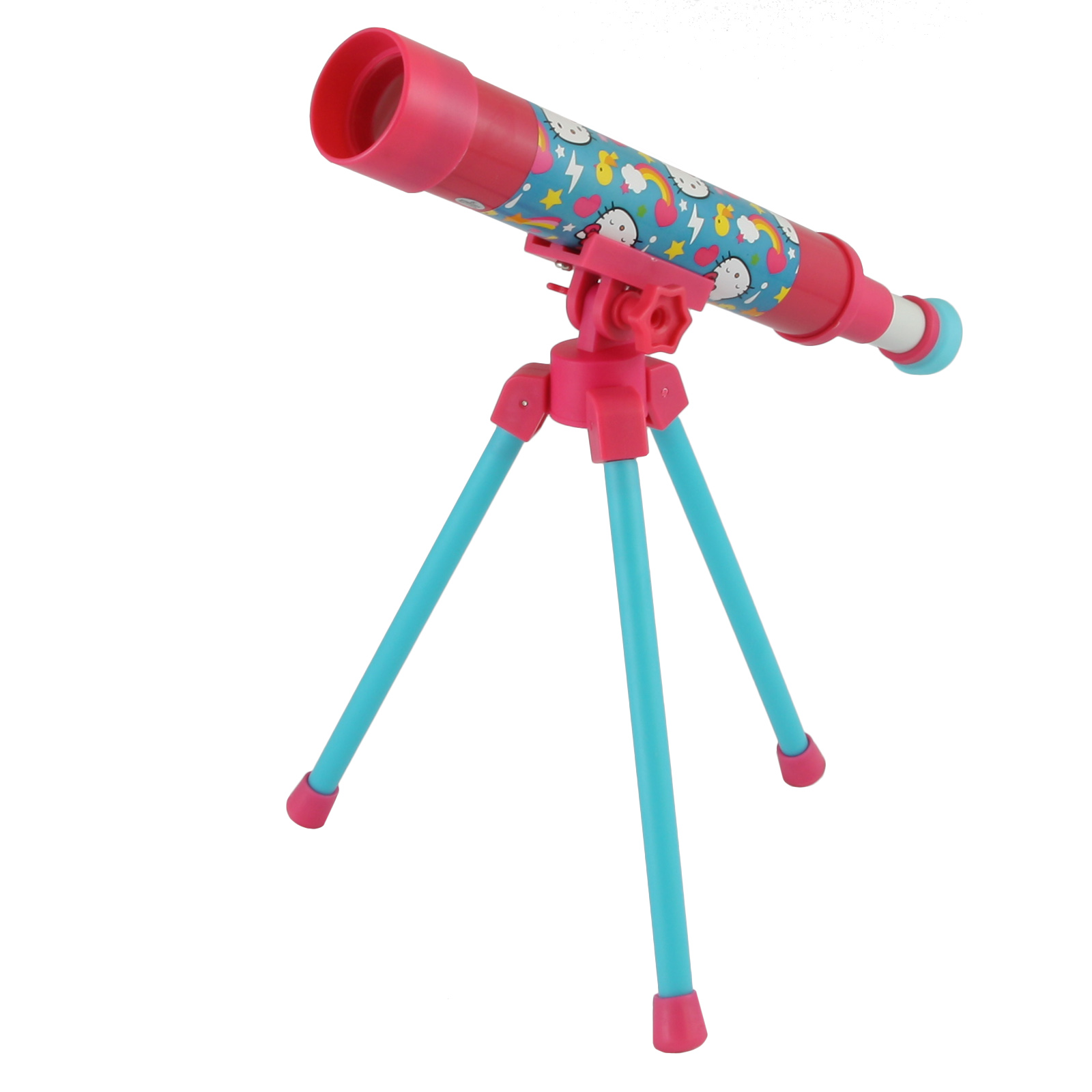 Hello Kitty Telescope With Tripod by Hello Kitty