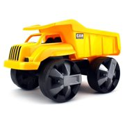 Super Power Construction Dump Truck Children's Kid's Toy Truck Vehicle Ready To Run, No Batteries Needed