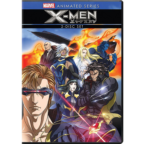Marvel: X-Men - The Complete Series (Anamorphic Widescreen)