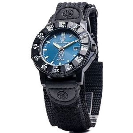 Men's Smith & Wesson? Police Watch Multi-Colored