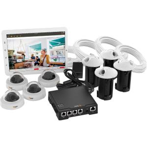 Axis Communications F34 All-In-One Surveillance System