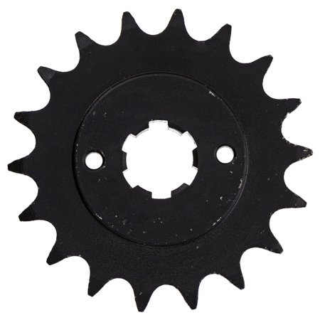 NICHE 530 Pitch 18 Tooth Front Drive Sprocket For 1971-1976 Honda CB750 Motorcycles