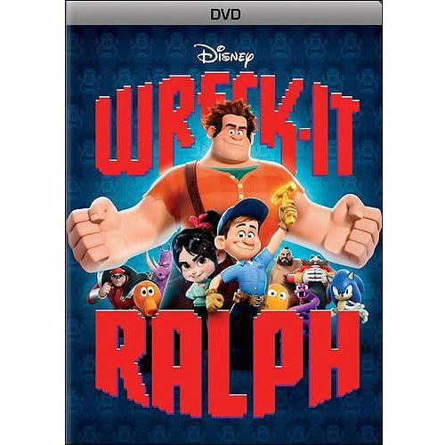 Wreck It Ralph (Widescreen)