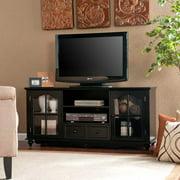 Roosevelt Large TV Console-Antique Black
