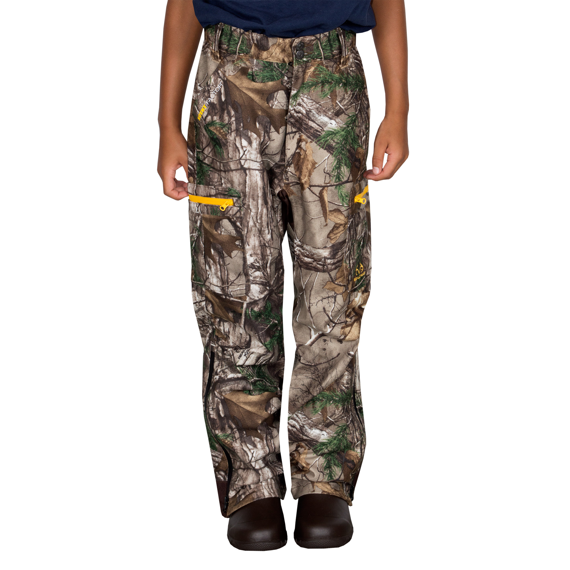 Youth Scent Control Pants Realtree Xtra by Mahco Inc
