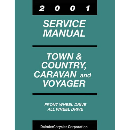 Bishko OEM Repair Maintenance Shop Manual Bound for Dodge Truck Caravan, Town & Country, Voyager