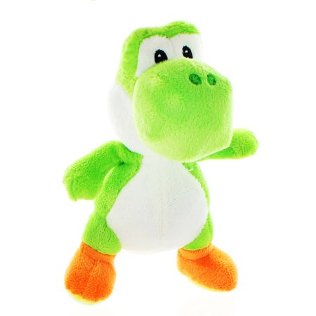 Super Mario Bros  7   Plush  Green Yoshi