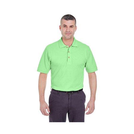 Ultraclub Pique Polo - UltraClub Men's Classic Pique Polo Shirt, Style 8535
