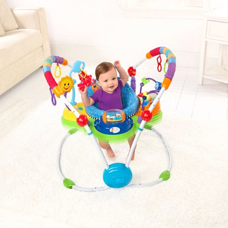d52a8df67 Baby Einstein Musical Activity Jumper - Walmart.com