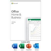 Microsoft Office Home and Business 2019   1 device, Windows 10 PC/Mac Key Card