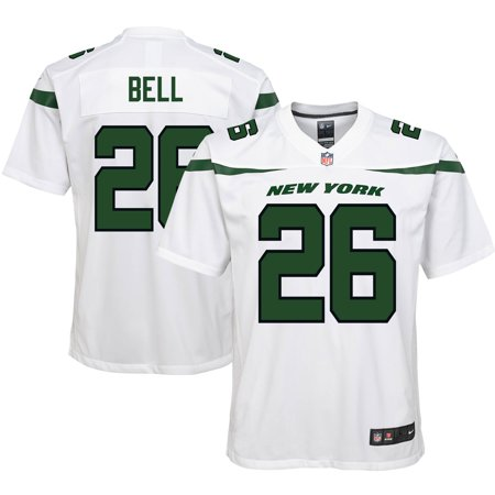 Le'Veon Bell New York Jets Nike Youth Game Jersey - Spotlight White