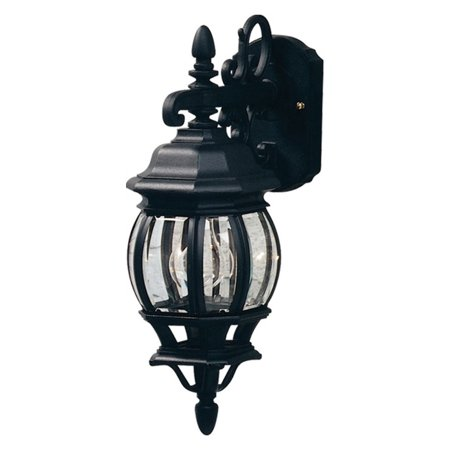 Artcraft Classico AC8091 Outdoor Wall Light Update your setting with the Artcraft Classico AC8091 Outdoor Wall Light. This wall light is ideal for illuminating your porch or patio. Its traditional style is sure to lend a note of sophistication to your setting, while its durable design can stand up to the weather outdoors. Artcraft Since 1955, Artcraft Lighting has operated on the belief that beautiful lighting should be as much about the experience as the light fixtures themselves. And to create that meaningful experience, Artcraft Lighting strives to provide lighting products that are designed to meet your decor, lifestyle, and budget needs - all while ensuring top quality and impeccable customer service. With Artcraft Lighting products, you can reap the benefits of more than 60 years of lighting experience.
