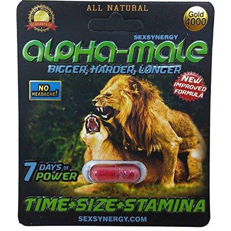 Todo macho alfa natural potenciador masculino Suplemento -amp- Free Adam El orgasmo de la muestra (10)