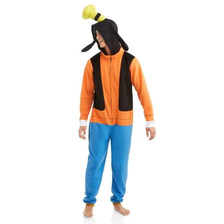 dcb572d541b7 Disney - goofy men s onesie union suit - Walmart.com