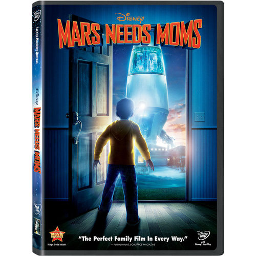 Mars Needs Moms (Widescreen)