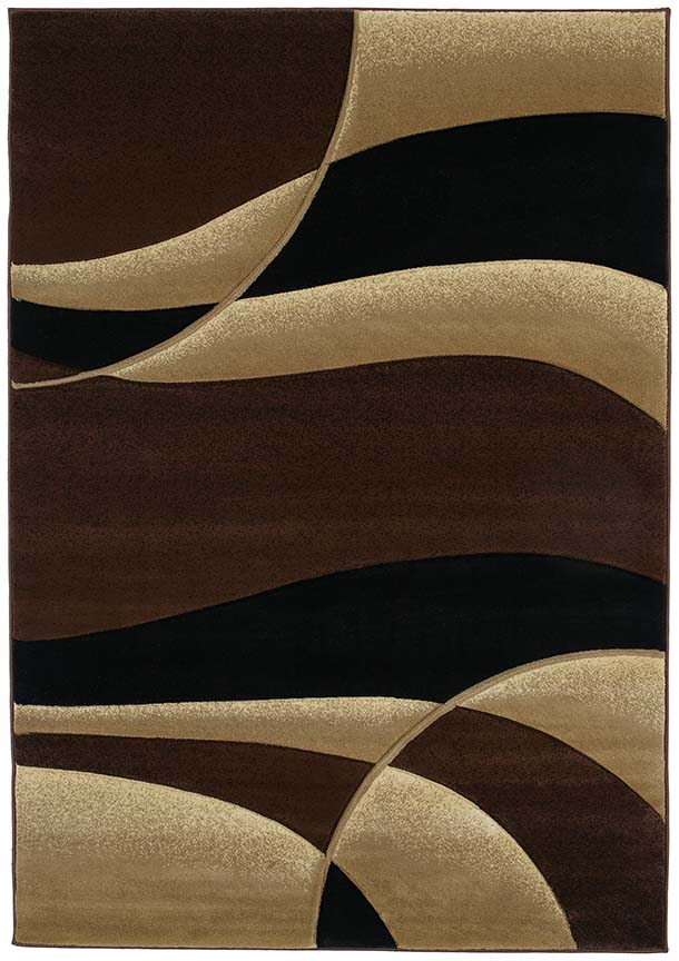Avalon Area Rug In Toffee 10 Ft 6 L X 7 W