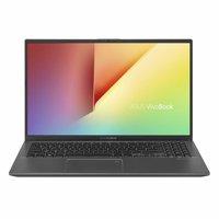ASUS VivoBook 15 Thin and Light Laptop, 15.6 Full HD, AMD Quad Core R5-3500U CPU, 8GB DDR4 RAM, 256GB PCIe SSD, AMD Radeon Vega 8 Graphics, Windows 10 Home, F512DA-EB51, Slate Gray