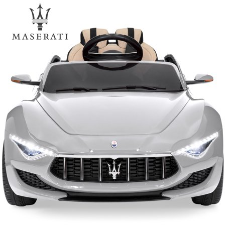 Best Choice Products 12V Maserati Alfieri Ride On Car w/ Remote Control, 3 Speeds, Trunk, Media Player, USB Port (Best Remote Control Toys)