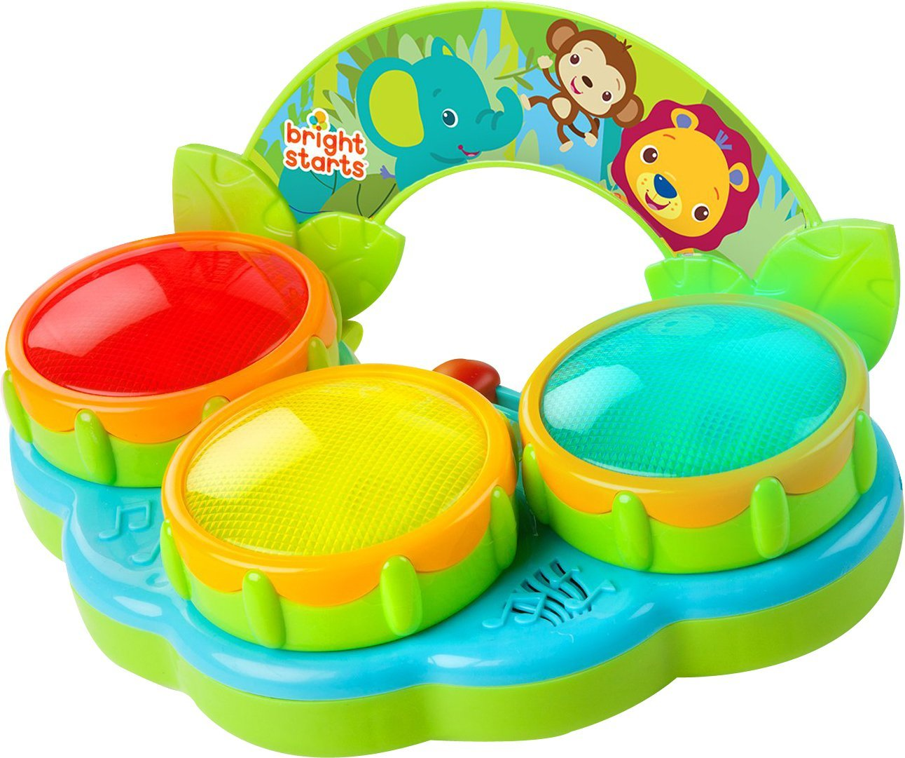 Safari Beats Musical Toy..., By Bright Starts Ship from US by