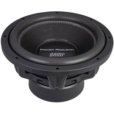 Power Acoustik BAMF-154 BAMF Series Subwoofer (15
