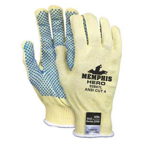Memphis Glove Size XL Cut Resistant Gloves,93847XL