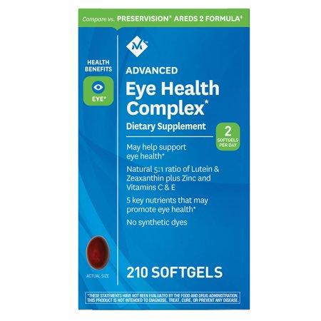 Advanced Eye Health Complex Softgels (210 ct.)