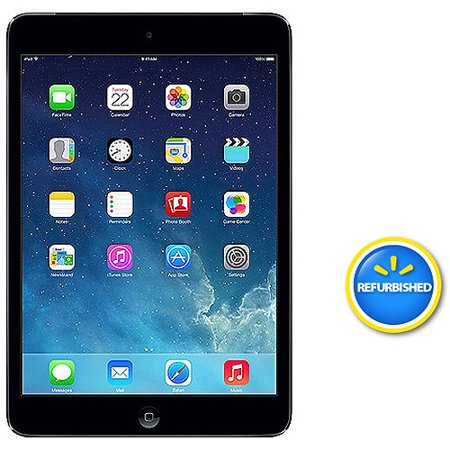 GET Apple iPad mini 16GB Wi-Fi + AT Refurbished OFFER