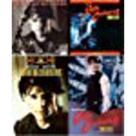Eddie and the Cruisers , Eddie and the Cruisers 2 - Eddie Lives! and Both Original Motion Picture SoundTracks (4 Pack (Eddie And The Cruisers 2 Eddie Lives)