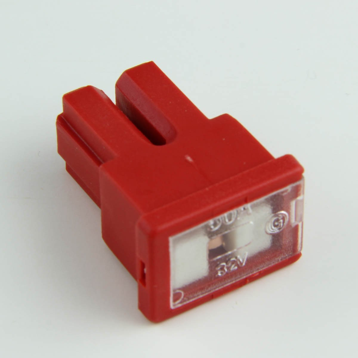 50 Amp Red FLF Fuses (1 per pack)
